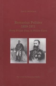 Romanian Politics, 1859-1871