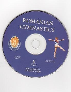 Romanian Gymnastics CD