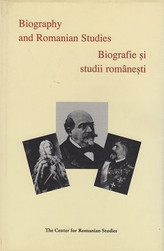 Biography and Romanian Studies