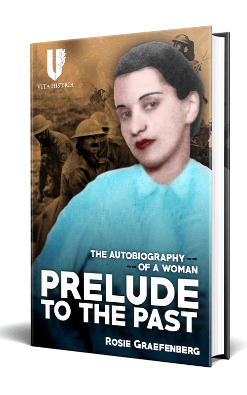 Histria Books Announces the Release of Prelude to the Past:  The Autobiography of a Woman