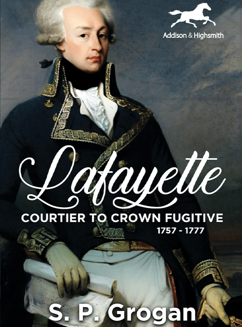 Barnes and Noble hosted a book signing for S.P. Grogan's new novel Lafayette: Courtier to Crown Fugitive