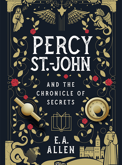 Percy St.-John and the Chronicle of Secrets