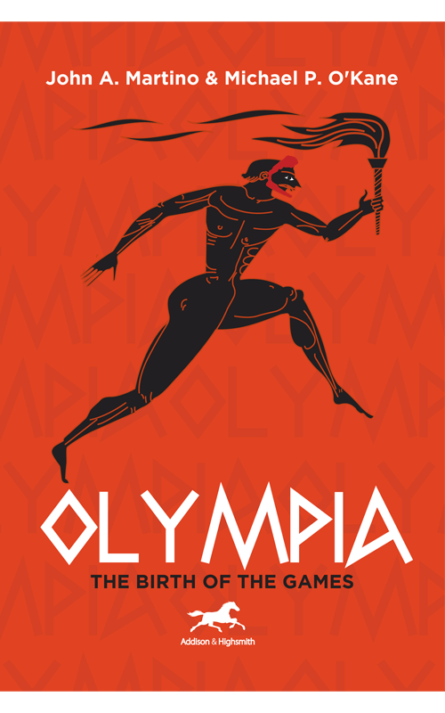 Histria Books Announces the Release of the Olympia: The Birth of the Games