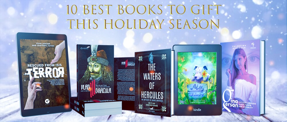 10 Best Books to Gift This Holiday season